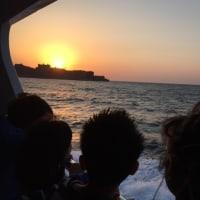 ジュピター軍艦島サンセットクルージング