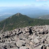 八ヶ岳の西岳・編笠山へ