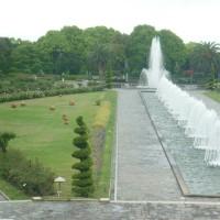 離宮公園にいきました。