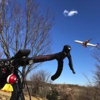 風任せの飛行機見物ポタ