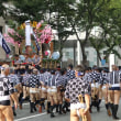 博多祇園山笠追い山ならし   kasuga