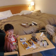 小松家族旅行 ホテル編
