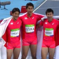 【先進国が野蛮な日本と比較しないで下さい】「日本はメダルを獲っていく種目が全部ガクブル・・・水泳、テニス、陸上・・・メジャー種目ばかり・・・」