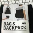 エコバッグで、バックパックにもなるnotabagがヨーロッパやってきました