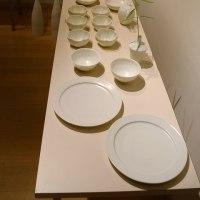 ■菊地絹枝白磁展 (2016年9月6日~11日、札幌)
