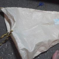 ボートフィッシングに使うパラシュートアンカーを建築屋さんならではの材料で作ってみました!!