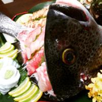 今年初めてのお刺身魚🐟