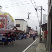 川内のパレード