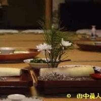 月ヶ瀬嵩八柱神社秋の大祭
