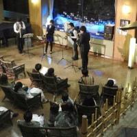 横谷温泉:演奏会レポ