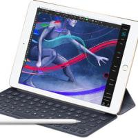 Astropad更新 iPadをプロのグラフィックツールになる