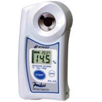 ポケット塩化マグネシウム・融雪剤濃度計 PAL-43S アタゴ
