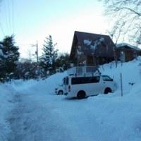 豪雪だった1月下旬