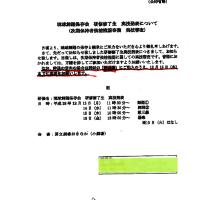 資料:琉球舞踊の補助金不正疑惑(国庫補助要綱と実技審査通知文)匿名臣下より