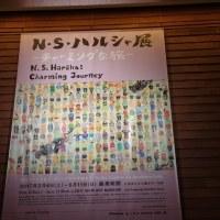 「N・S・ハルシャ展」/森美術館