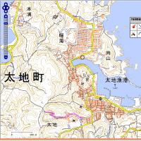 津波からの「逃げ地図」を作る。和歌山県太地町