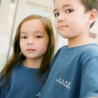 ハーフ(ダブル)bi-racial の子どもたち