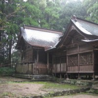 西都市三宅神社を訪ねる
