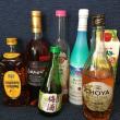 富士山と山梨土産とお酒