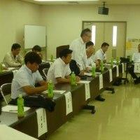 県土整備部長との意見交換会の開催(太田支部)