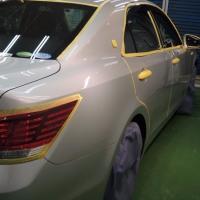 トヨタ・クラウン PRO PCX-V110コーティング