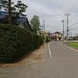 風のない日は利根川CR!と練習コース下見