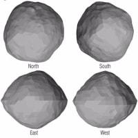 小惑星(101955)Bennuからのサンプルリターン