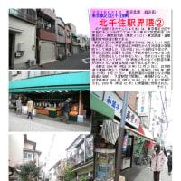 散策 「商店街ー258」 北千住駅界隈②