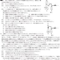 千葉大学・化学 1