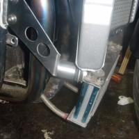 GPZ900Rニンジャ ビックラジエーター付けませんか?
