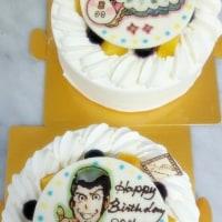 イラストケーキ受付開始しました。