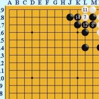 囲碁死活1325 碁経衆妙