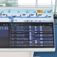 Leave Haneda/Tokyo for Jakarta