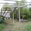2004年8月 颱風17号による被害
