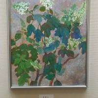 日本画展を観る