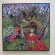 かわさき市美術展 第50回記念入賞・入選作品展に出品しています! 「森の宴(結界)」