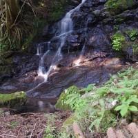 東栄町古戸・村行の七滝