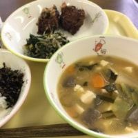 【昔の食事は生活の知恵から〜「まごわやさしい」☆給食試食会】