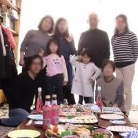 クリスマスパーティー@実家