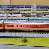 中央線を彩った特急車両 その1 KATOの10-1147/48 181系100番台「とき・あずさ」