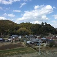 辰水小学校へ行ってきました。