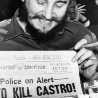 CIAのカストロ暗殺計画は、すべて失敗した!