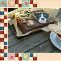 ♪誕生日おめでとう♪~JABBA'S Cafeにて