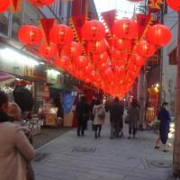 長崎観光3 ランタンフェスタ