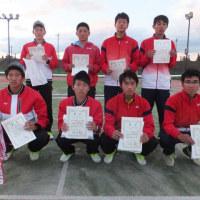 H29第27回岩手県ジュニア選抜ソフトテニス選手権大会結果