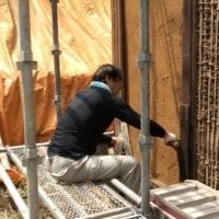伝統的建物修復現場の動画アップのお知らせ