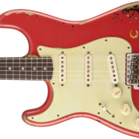届きましたギター
