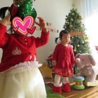 1歳11ヶ月&クリスマス会