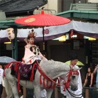 祇園祭~神輿渡御!!