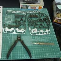 ドラゴンボール メカコレクション vol.1 ブルマのカプセル&vol.2 牛魔王の車 制作しました。